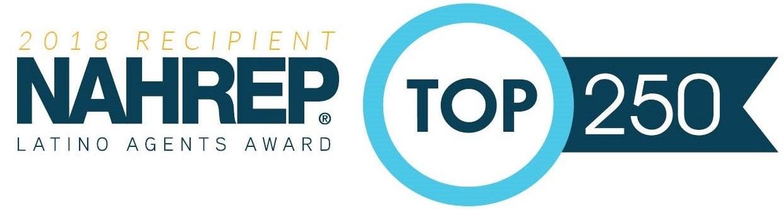 Logo Top 250 NAHREP